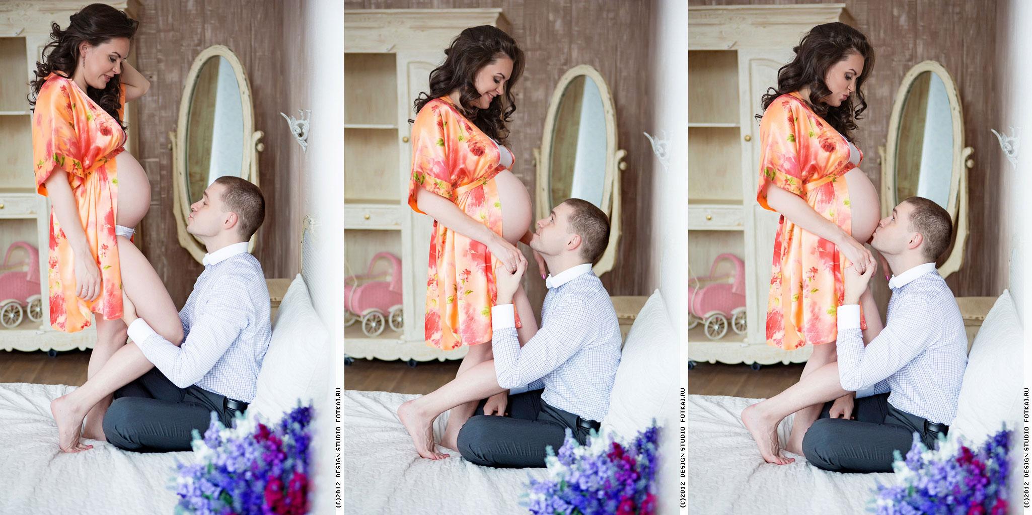 Что надеть беременной на фотосессию 73